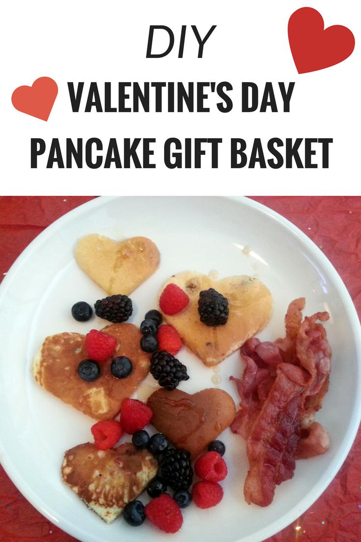 DIY Pancake Gift Basket