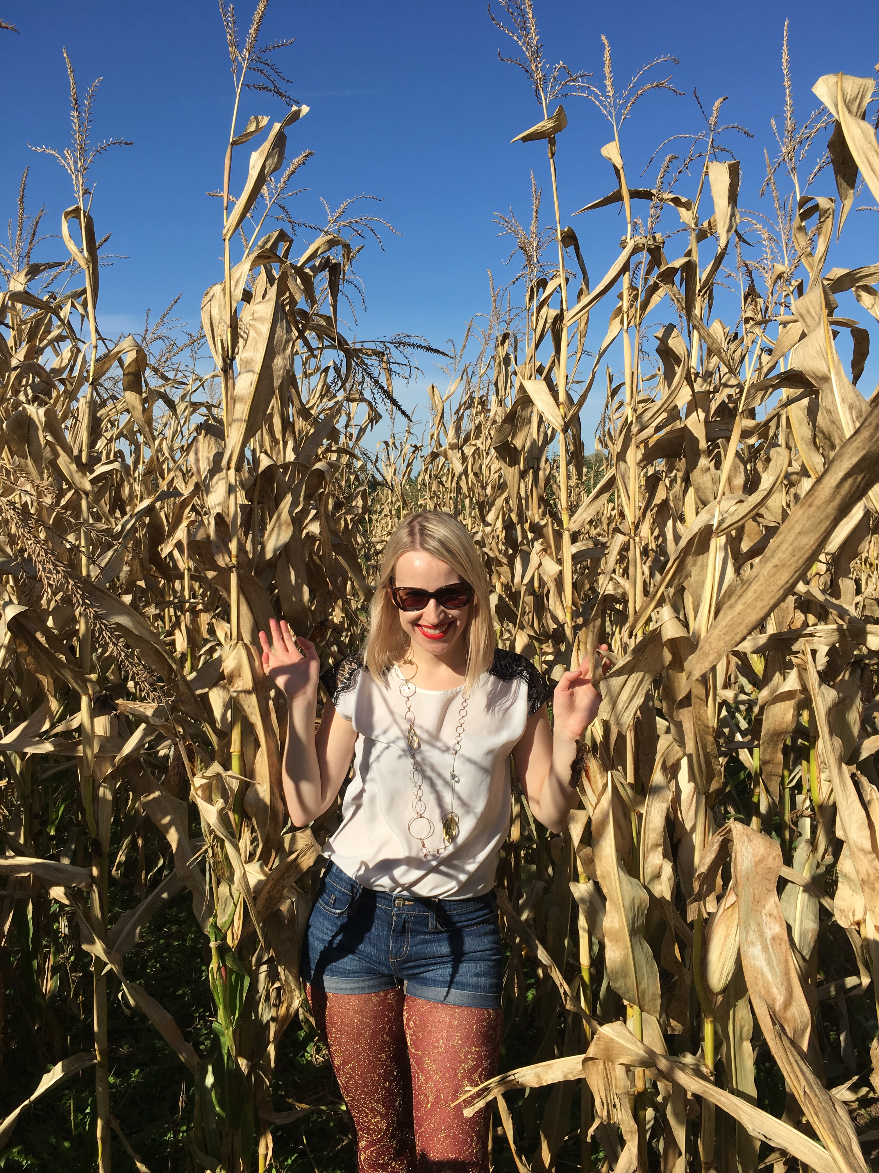 Corn Maze Outfit
